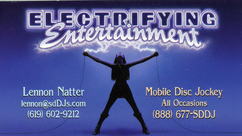 Electrifying Entertainment