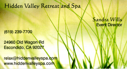 Hidden Valley Retreat and Spa