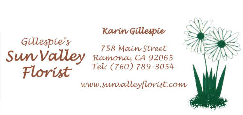 Gillespis Sun Valley Florist