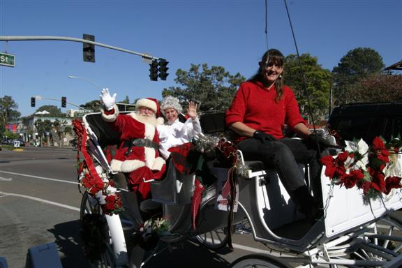 Del Mar Christmas Tours