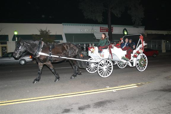 Escondido Christmas Tours